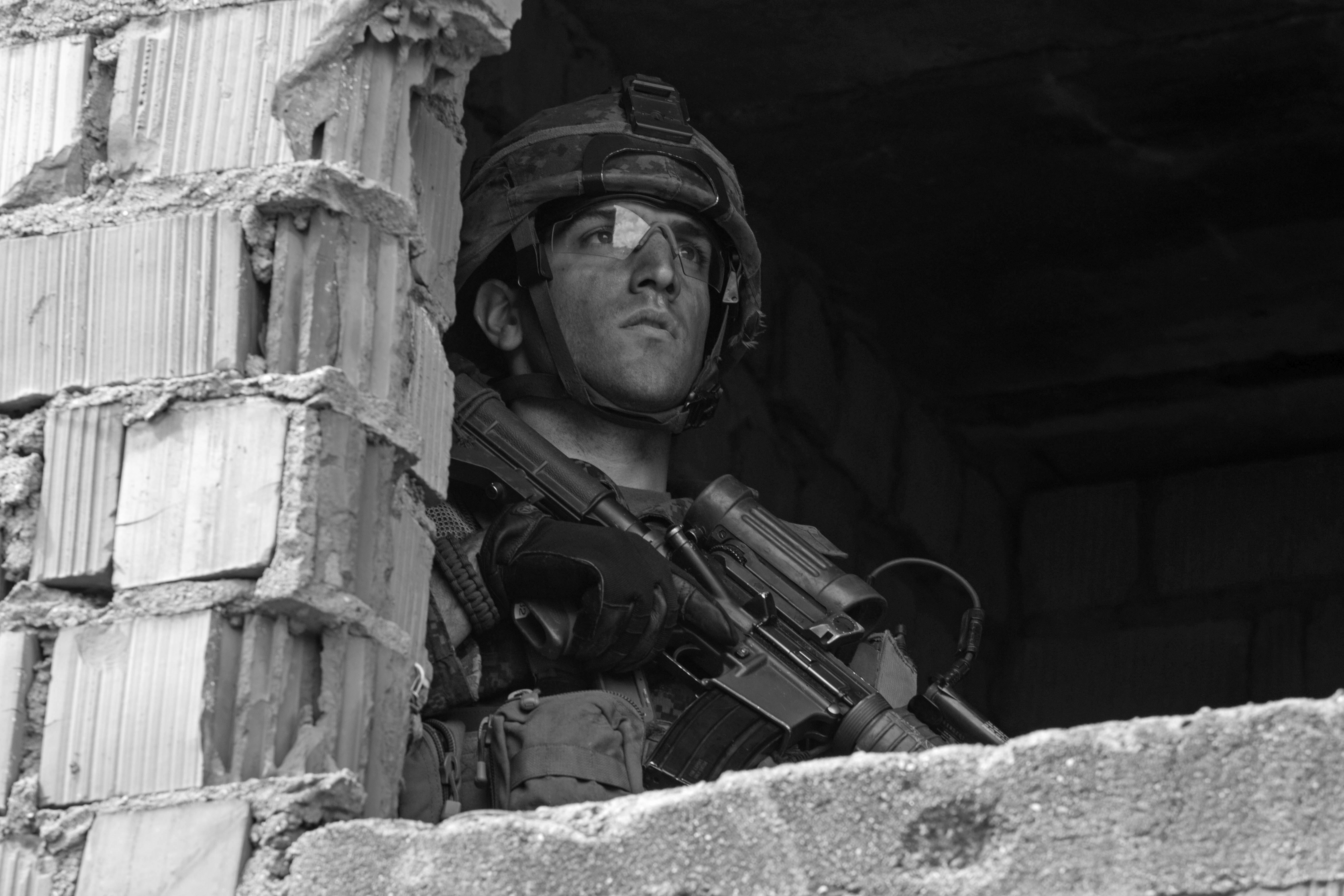 Generalized anxiety treatment bvgg - A Canadian Soldier